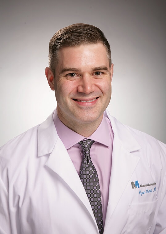 Ryan Veith M.D. , Physician Anesthesiologist